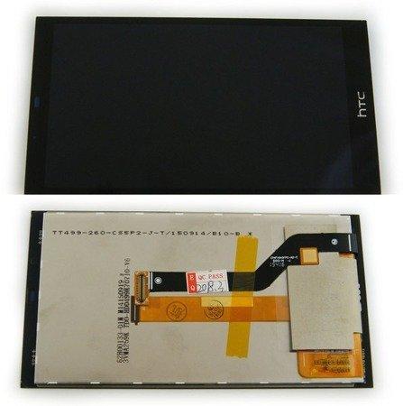 HTC Desire 626 wyświetlacz LCD+digitizer dotyk ORG