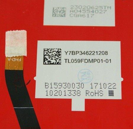 Huawei Mate 10 Lite wyświetlacz LCD+digitizer ORG
