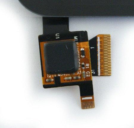 LCD+DIGITIZER MOTOROLA MOTO E XT1021 CZARNY