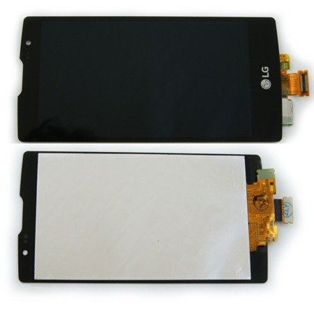 LG Spirit wyświetlacz LCD+digitizer dotyk