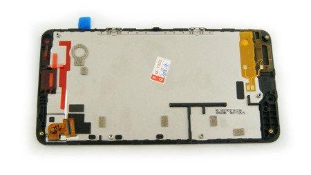 Microsoft Lumia 640 wyświetlacz LCD+digitizer ORYG