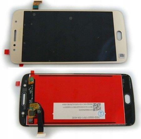 Motorola Moto G5s wyświetlacz LCD+digitizer dotyk