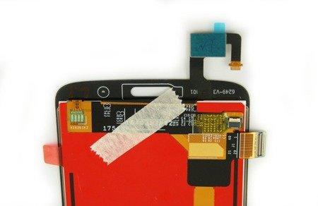 Motorola Moto G6 Plus wyświetlacz LCD+digitizer czarny