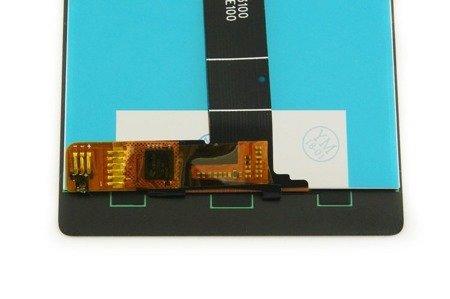 Nokia 3 TA-1020 wyświetlacz LCD+digitizer dotyk czarny