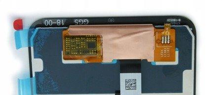 Pocophone F1 wyświetlacz LCD+digitizer dotyk ORG