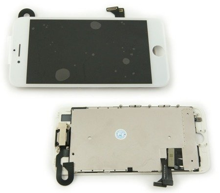 WYŚWIETLACZ LCD+DIGITIZER KAMERA APPLE IPHONE 7