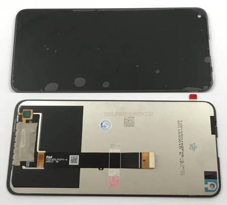 Wyświetlacz LCD+digitizer dotyk LG K61 LMQ630 ORYG