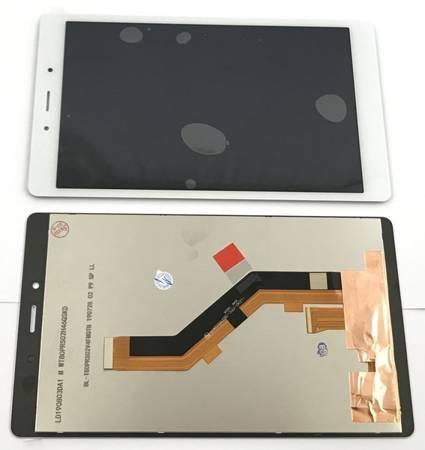 Wyświetlacz LCD+digitizer dotyk do SAMSUNG Tab A 8.0 2019 SM-T295   biały