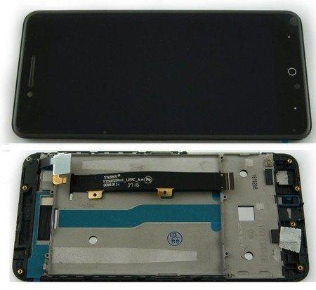 ZTE Blade A612 wyświetlacz LCD+digitizer dotyk ORG